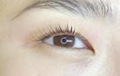 속눈썹펌으로 시원한 눈매, …